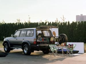 Toyota Land Cruiser 80 VX-Limited Active Vacation 1992 года